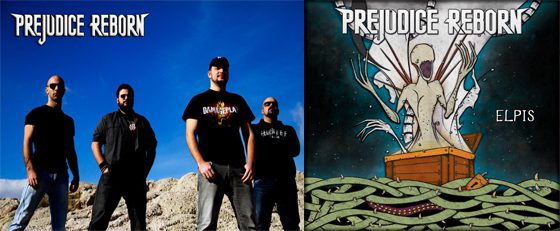 prejudicereborn band cover