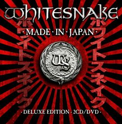 whitesnake japan