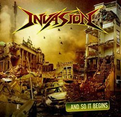invasion cover