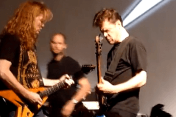 megadeth dave newsted