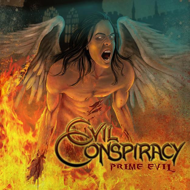evil conspiracy cover art 2014