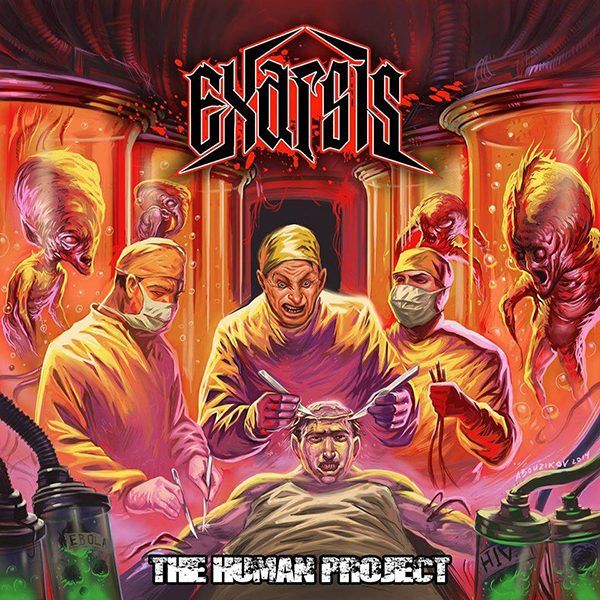 exarsis the human project