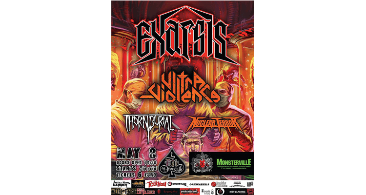 exarsis-3rd-alb-release