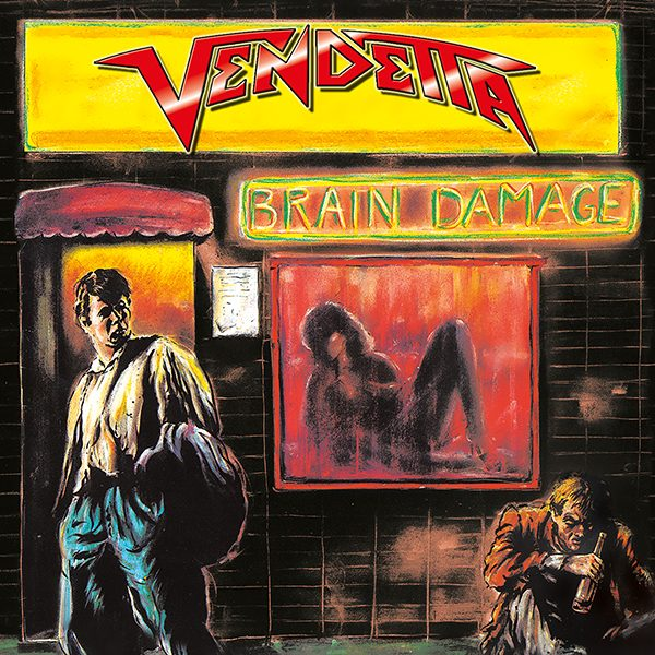 Vendetta - Braindamage