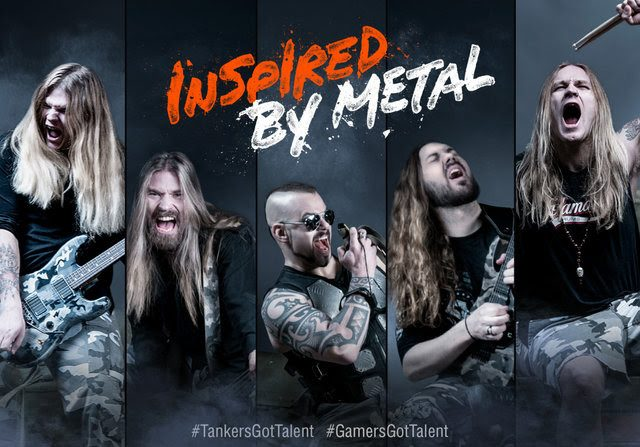 sabaton inspired by metal