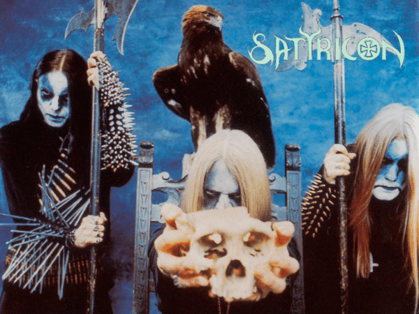 Satyricon Early Days